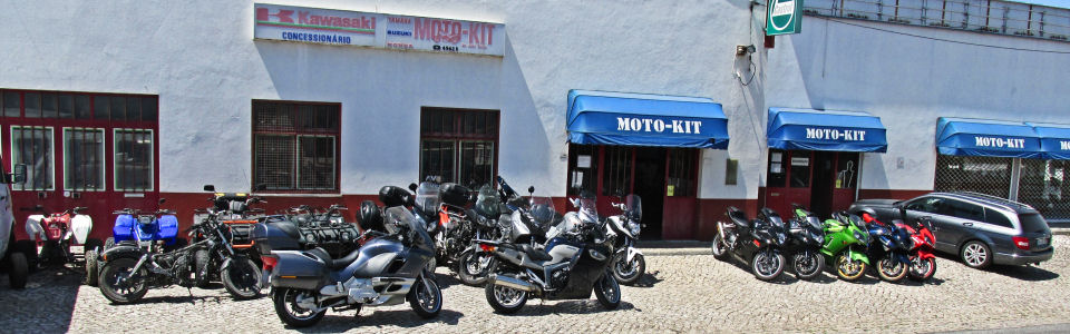 Oficina e Loja Moto-Kit