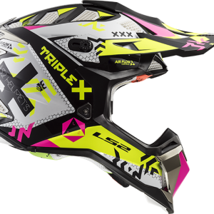 MX470 SUBVERTER - TRIPLEX BLACK H-V YELLOW PINK 404702354 (3)